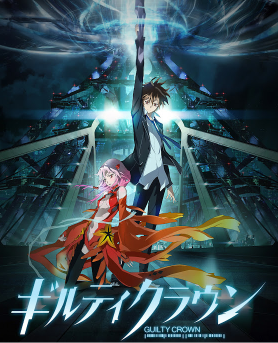 Guilty Crown Poster image