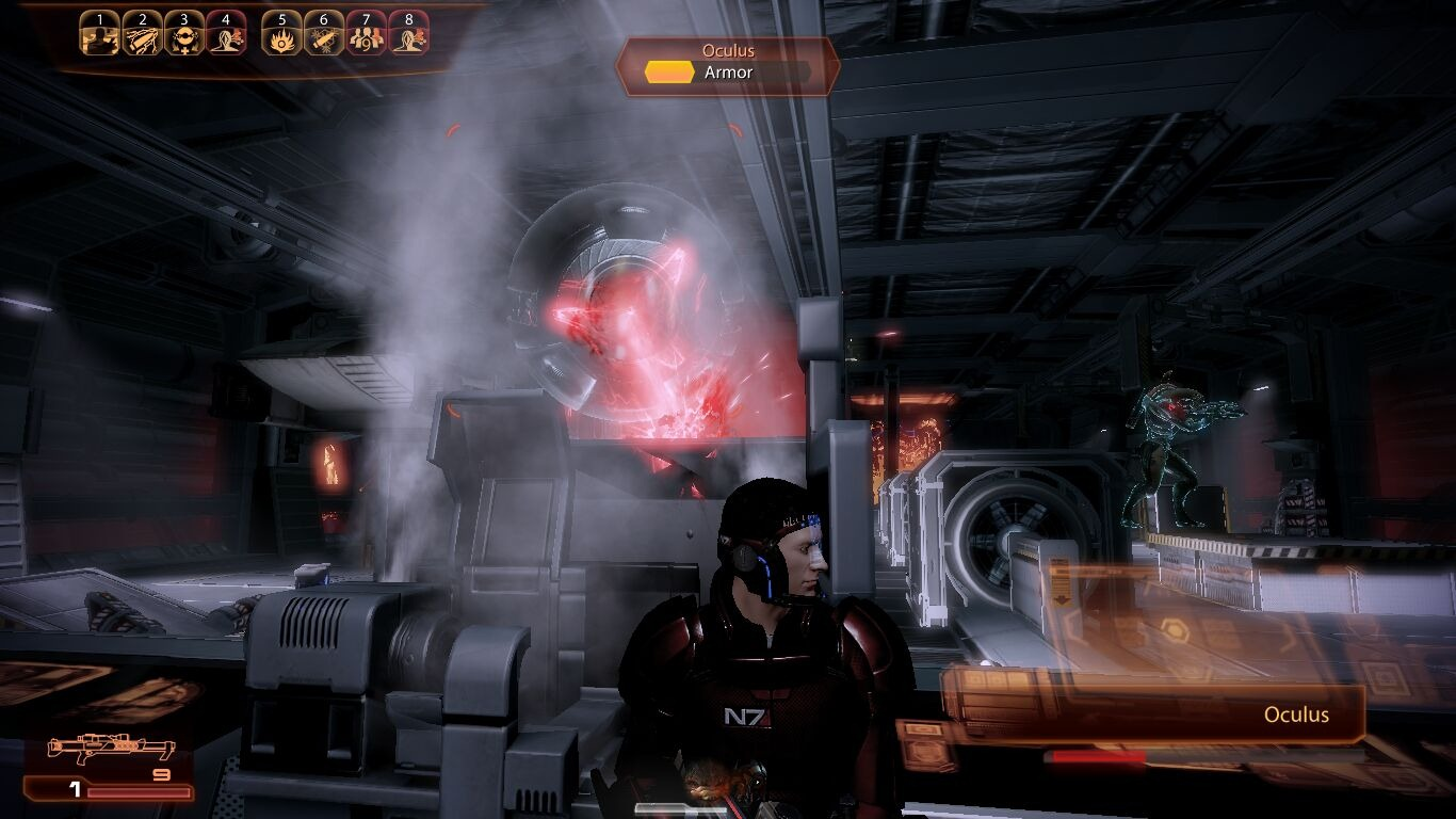 Screenshot of the Day: Mass Effect 2