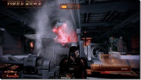 Mass Effect 2: Going against an Oculus