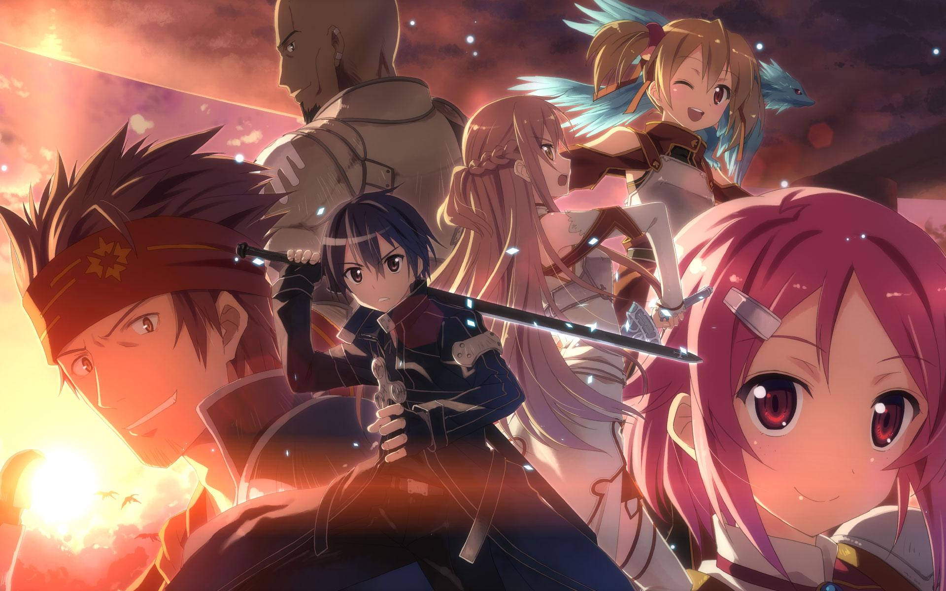 [Wallpapers] Sword Art Online
