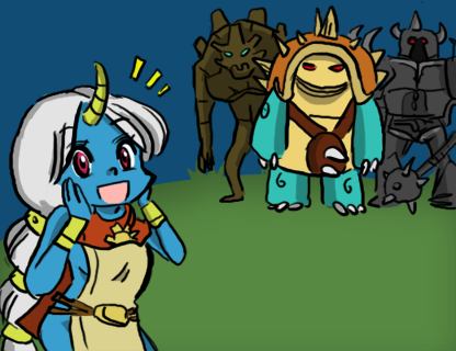 Soraka Excellent Adventures – A LoL Web Comic Blog
