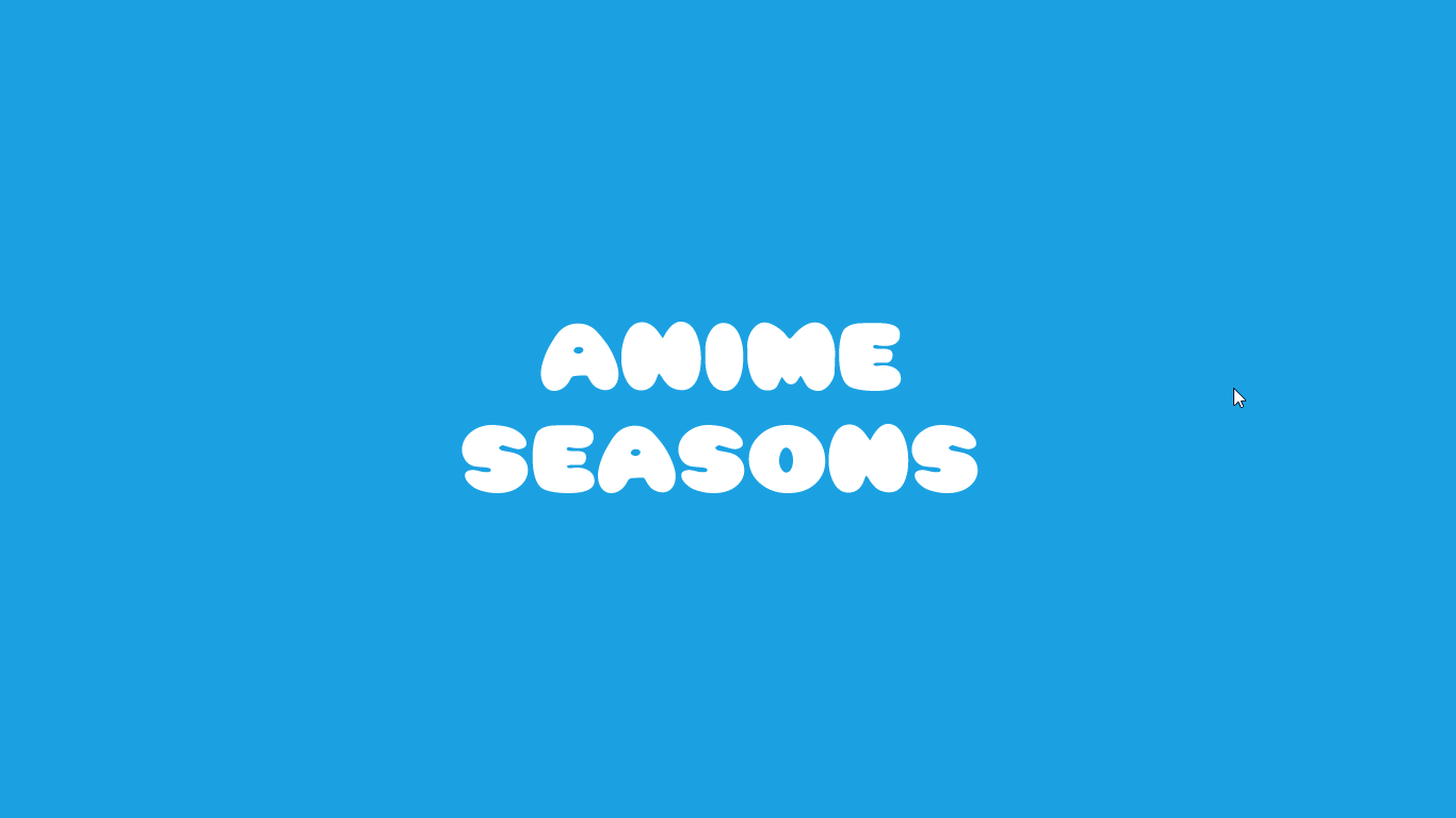 Windows 8 Apps: Anime Seasons helps keep track of the shows you watch