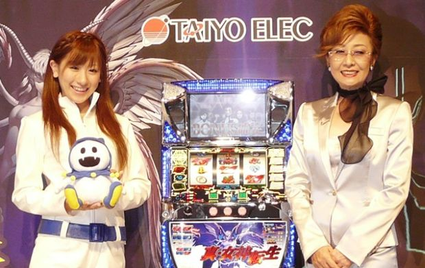 Betting Big in Japan: Let's Talk Pachinko, SegaSammy and Gainax
