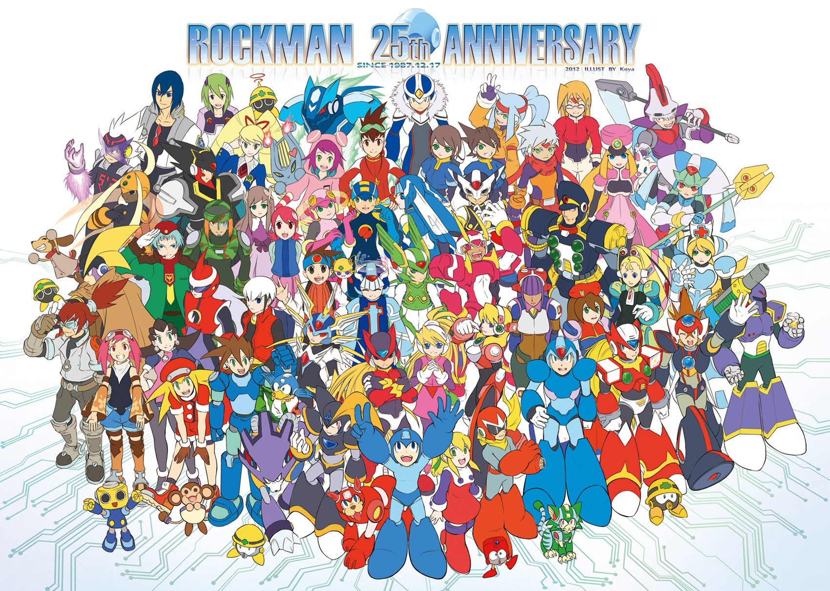 Megaman Special: Anime Adaptations From Then Til Now