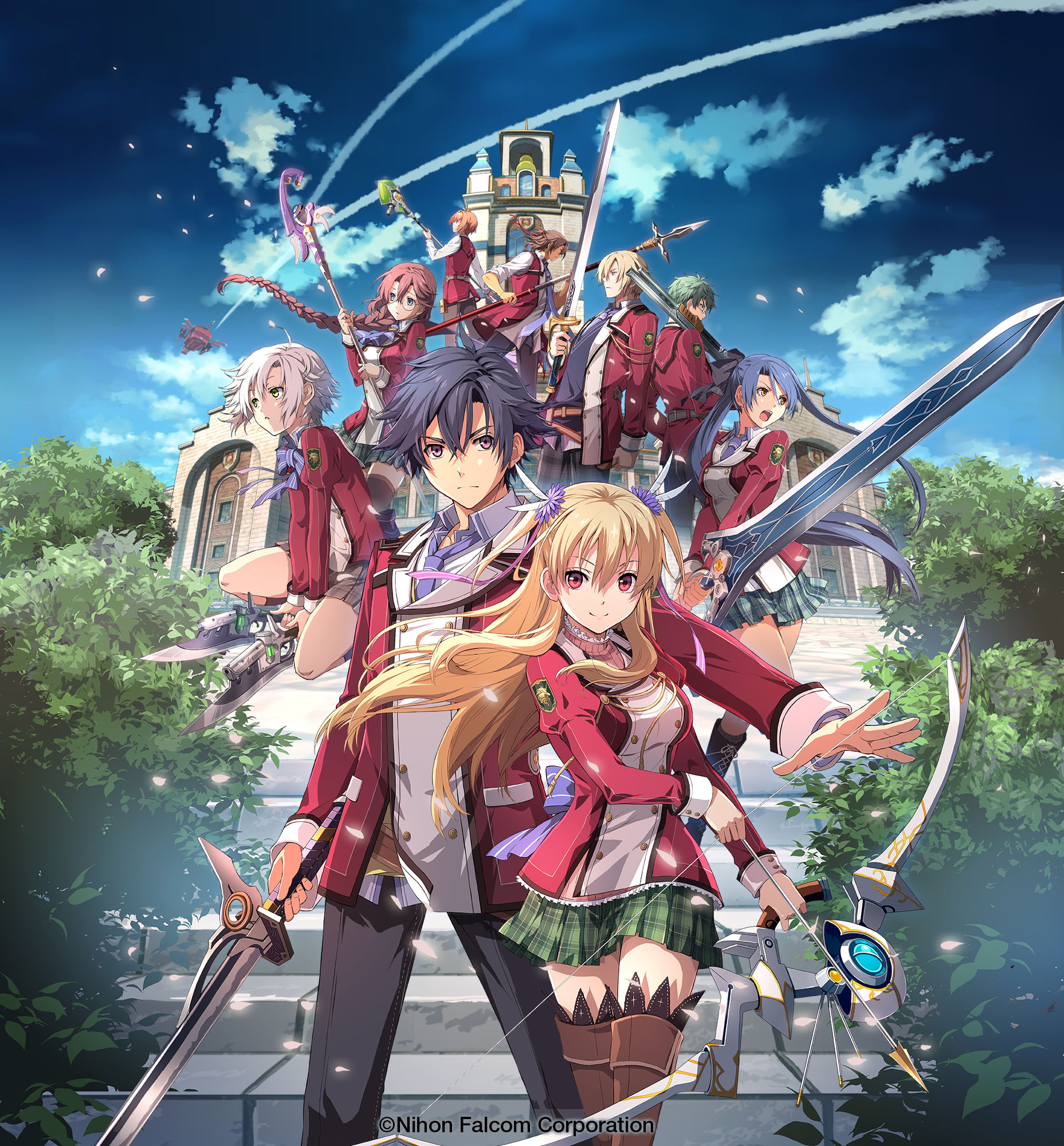 Premium 3D Musical The Legend of Heroes: Trails of Cold Steel IS HERE!