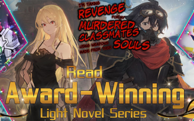 qdopp's Award-Winning Light Novels of 2020 now in Honeyfeed
