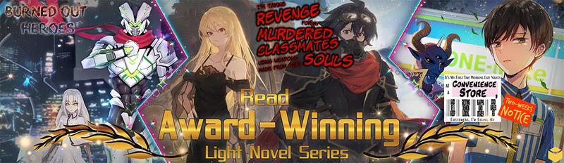 qdopp's light novels on HoneyFeed