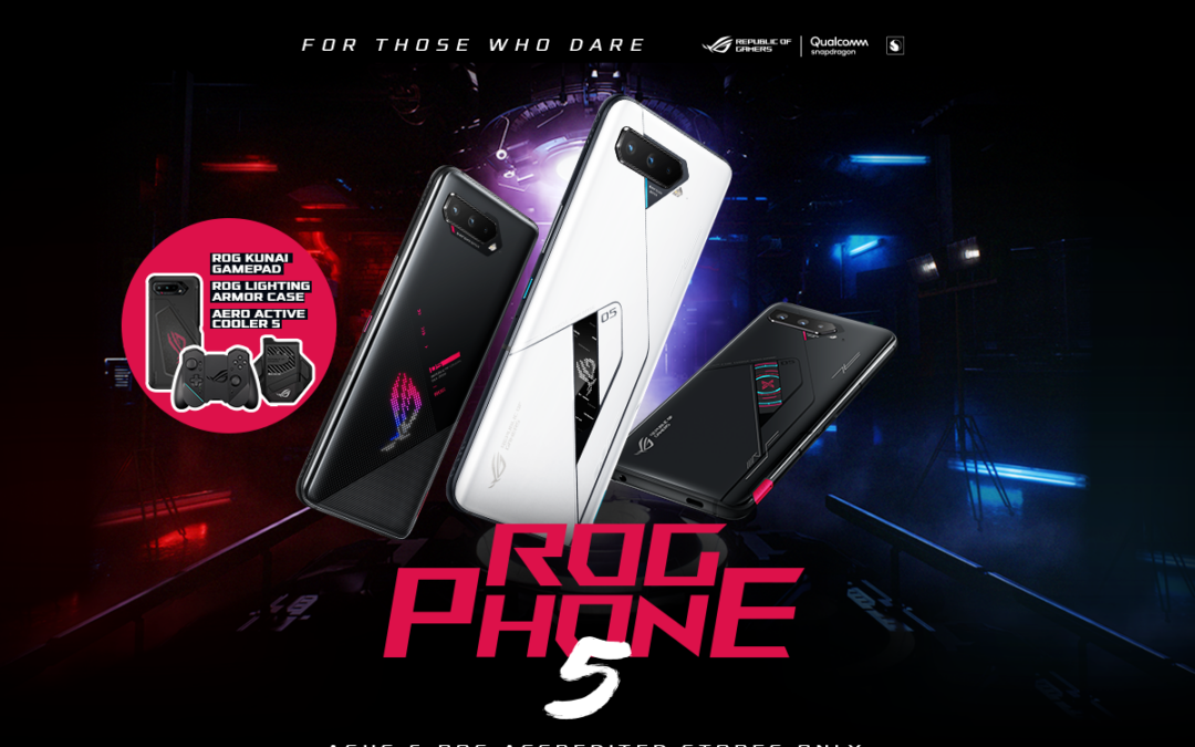 Asus ROG Philippines Launches ROG Phone 5