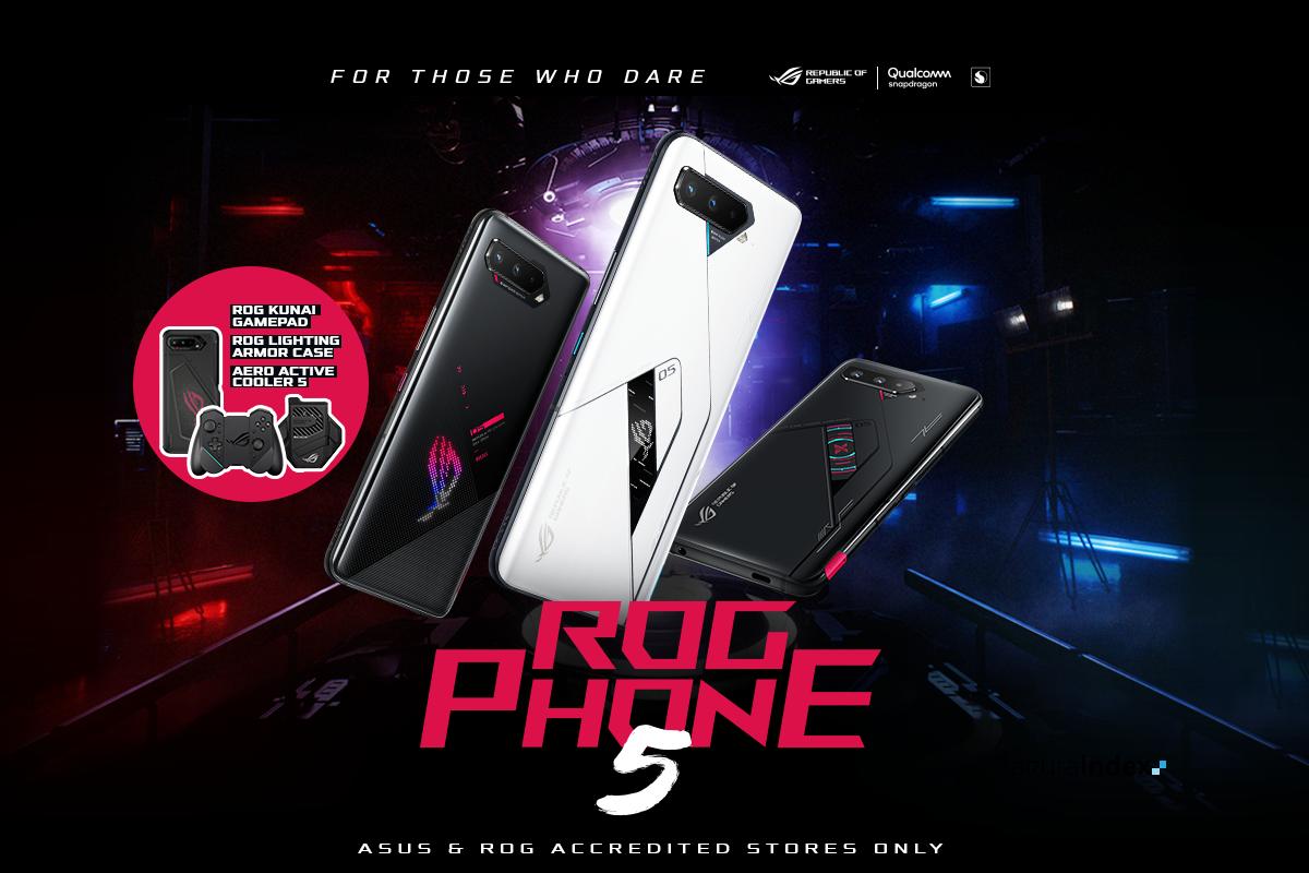 Asus ROG Phone 5 Cover Image